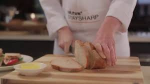 sharp kitchen knives staysharp knives youtube