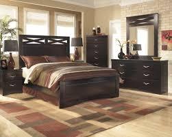 Bedroom Set Furniture Cheap Buy Ashley Furniture X Cess Panel Bed Bedroom Set