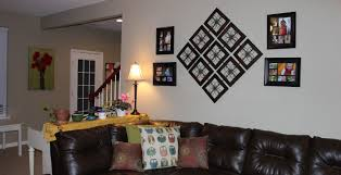 decor horrifying wall hanging ideas with thermocol best hanging