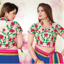 best blouse couture best embroidered saree blouses collection