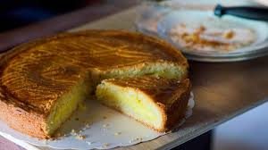 cuisine basque gâteau basque recipe sbs food
