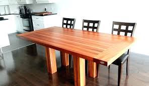 table cuisine en bois table de cuisine ronde en bois table cuisine ronde bois blanc l set