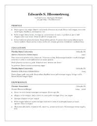 free downloadable resume templates for word 2010 resume templates free fungram co