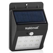 Indoor Solar Lights by Save Energy With Motion Detection Outdoor Solar Powered Wall