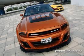 2013 mustang custom parts ford mustang gt met tornado bodykit geschikt voor