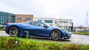 Ferrari 458 Blue - 2015 ferrari 458 speciale aperta blu tour de france color blue