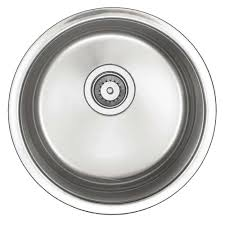 round stainless steel kitchen sink world imports undercounter stainless steel 16 in x 15 1 2 in