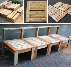 build your own outdoor table make your own garden furniture make your own garden furniture e