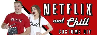 Red Shirt Halloween Costume Diy Netflix Chill Couples Halloween Costume Halloween