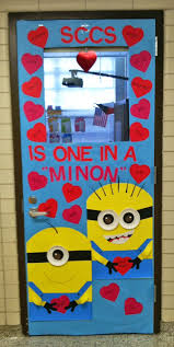Valentine S Day Decoration Ideas For The Classroom by 27 Creative Classroom Door Decorations For Valentine U0027s Day