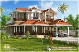 2 story house plans kerala style 7hd