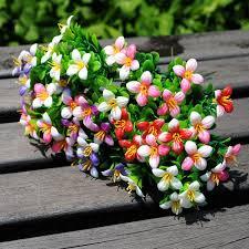 plastic flowers artificial flowers wholesale plastic flower simulation grass