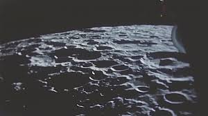 Can You See The Us Flag On The Moon Ufo Rocket Snapped In Nasa Apollo 11 Moon Image Sparks Secret