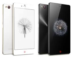 Hp Zte Z9 Zte Nubia Z9 Mini Black 16gb 4g 16 Mp For Rs 8 032