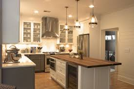 White And Gray Kitchen Cabinets Stove And Fan Platinum Kitchens White Upper Cabinets With Gray