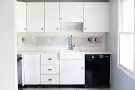 How To Do A Kitchen Backsplash How To Install A Marble Hexagon Tile Backsplash Just A Girl And