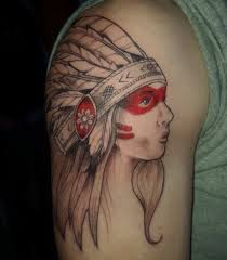 indian tattoo by dana morse best tattoo ideas gallery