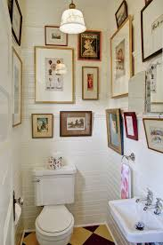 charming bathroom wall decor art ideas white picture frames wall