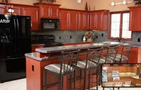 Kitchen Cabinets Nh by Cabinet Refacing South Portland Me Reface Kitchen Cabinets