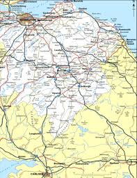 Road Map Of Scotland Maps U0026 Directions Filming In The Edinburgh City Region Film