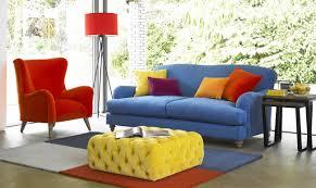 Fabric Sofas Traditional  Modern Fabric Sofas At Fishpool - Fabric modern sofa