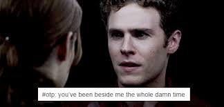 Damn Meme Gif - otp you ve been beside me the whole damn time leo fitz jemma