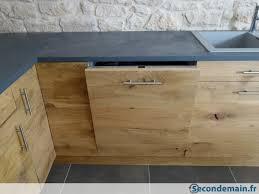 porte cuisine chene planches chêne idéal placard meuble cuisine portes cloisons a