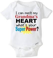 My Toxic Baby Documentary Watch by I Can Melt My Grandma U0027s Heart Baby Onesie Grandma Onesie Funny