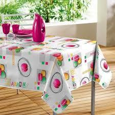 nappe cuisine plastique nappe pvc rectangulaire achat vente nappe pvc rectangulaire