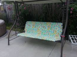 Replacement Fabric For Patio Swing 12 Best Outdoor Patio Furniture Refurbishing Images On Pinterest