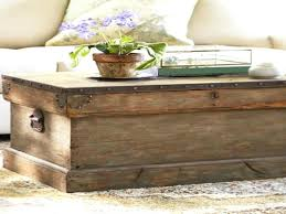Rustic Chest Coffee Table Chest Coffee Table Coffee Tables Rustic Trunk Coffee Table
