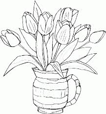 coloring pages roses kids coloring
