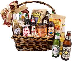 basket gifts brew gift basket
