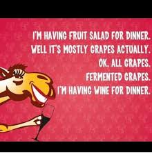Fruit Salad For Dinner Meme - imhaving fruit salad for dinner well its mostly crapes actually ok
