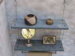 Thick Wood Floating Shelves by Floating Shelves Bathroom Diy Metal Tissue Basket Stainless Steel