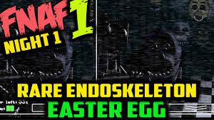 easter facts trivia rare endoskeleton easter egg fnaf easter egg five nights at