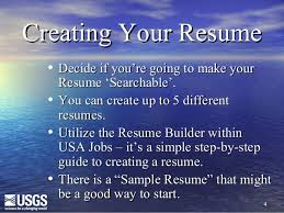Different Resumes For Different Jobs by Jobs In Usa For Foreigners