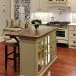 island in small kitchen small kitchen with island