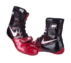 red motorcycle shoes boxing shoes nike hyperko fighters inc com