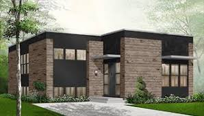 contemporary modern home plans modern house plans small contemporary style home blueprints