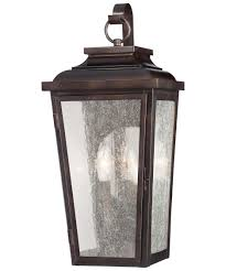 Minka Lavery Sconce Minka Lavery 72170 Irvington Manor 9 Inch Wide 2 Light Outdoor