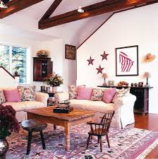 farmhouse living room ideas with breezy vibe style and soft pink