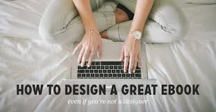 to design a great ebook without design skills 10 ebook page