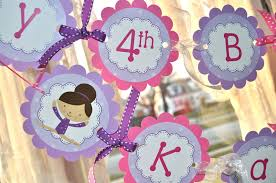 Birthday Decorations For Girls Gymnastics Birthday Banner Girls Birthday Decorations