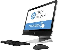 le de bureau tactile hp envy 23 k010ef 23 pouces tactile intel pentium g3220t 2 6 ghz