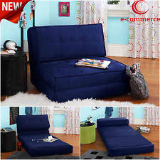 Twin Bed As Sofa by Twin Sleeper Chair Furniture Ebay