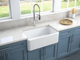 Kitchen Barn Sink Latoscana Lfs3018w 30 Reversible Fireclay Farmhouse Sink