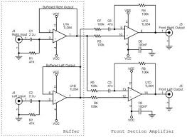 can u please suggest me a circuit diagram for stereo to 5 1