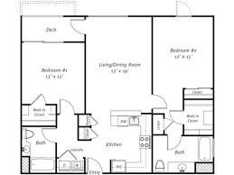 how big is 800 sq ft average square footage of a 2 bedroom apartment sq ft 2 bedroom