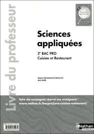 programme bac pro cuisine programme bac pro cuisine 28 images coefficients bac pro 2016